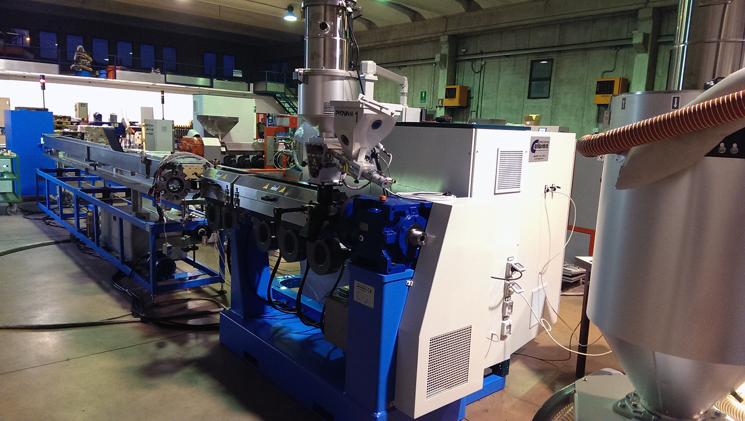 Coextrusion systems