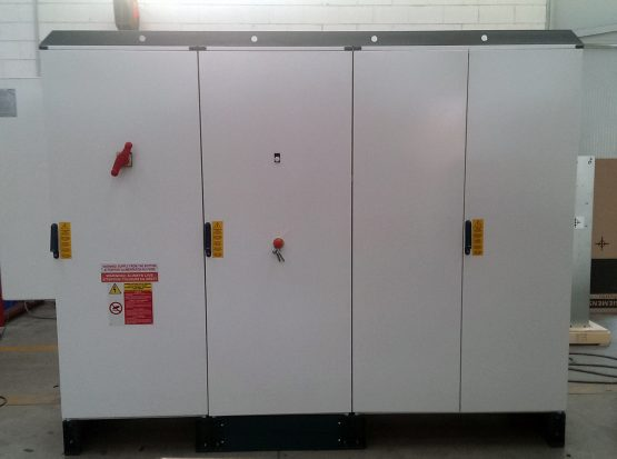 Face-to-face Cabinets